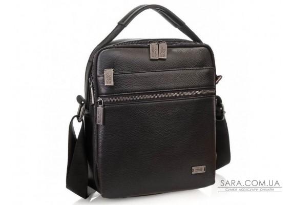 Чоловіча сумка через плече натуральна шкіра Ricardo Pruno RP-F-A25F-17622-3A