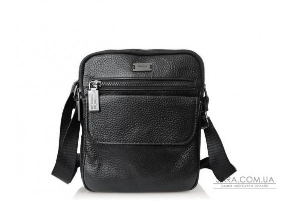Чоловіча сумка через плече натуральна шкіра Ricardo Pruno RP-FL-A25-1108A