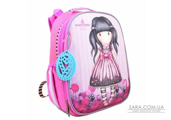 Рюкзак шкiльний H-25 ''Santoro Candy''