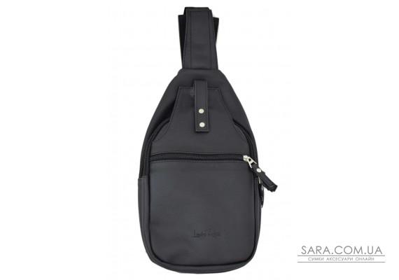 602 сумка чорна м Lucherino