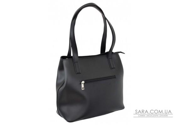 687 сумка чорна Lucherino