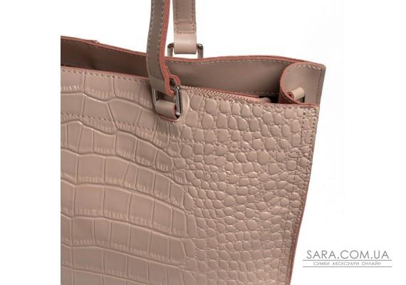 Сумка Женская Классическая кожа ALEX RAI 07-02 1547 l-pink