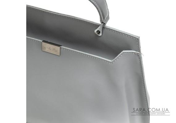 Сумка Жіноча Класична шкіра ALEX RAI 07-02 369 l-grey
