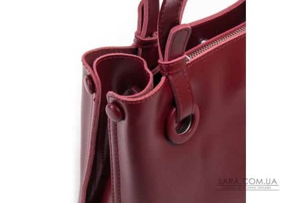 Сумка Женская Классическая кожа ALEX RAI 07-02 1546 l-red