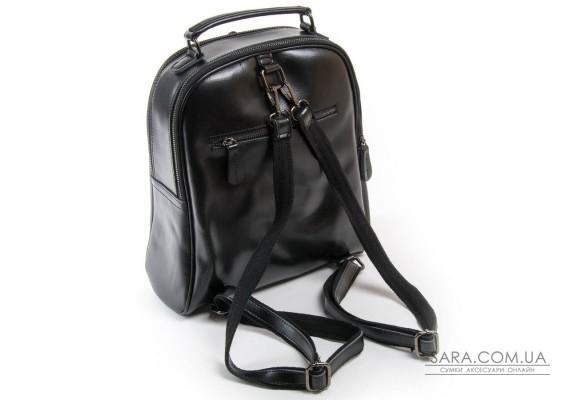 Сумка Жіноча Рюкзак шкіра ALEX RAI 8694-3 black