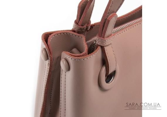 Сумка Женская Классическая кожа ALEX RAI 07-02 1546 l-pink
