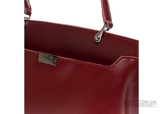 Сумка Женская Классическая кожа ALEX RAI 07-02 369 l-red