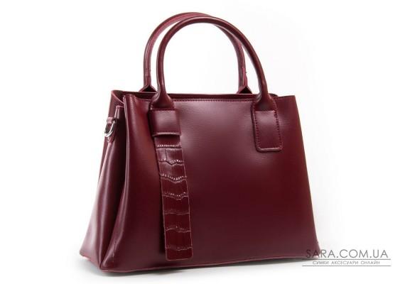 Сумка Женская Классическая кожа ALEX RAI 07-02 2235 l-red