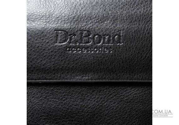 Сумка Чоловіча Планшет шкірзамінник DR. BOND GL 309-2 black Podium