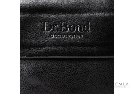 Сумка Чоловіча Планшет шкірзамінник DR. BOND GL 309-1 black Podium