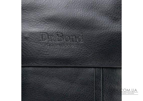Сумка Чоловіча Планшет шкірзамінник DR. BOND GL 210-1 black Podium