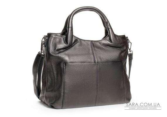 Сумка Женская Классическая кожа ALEX RAI 02-09 08-9502-9 silver-grey