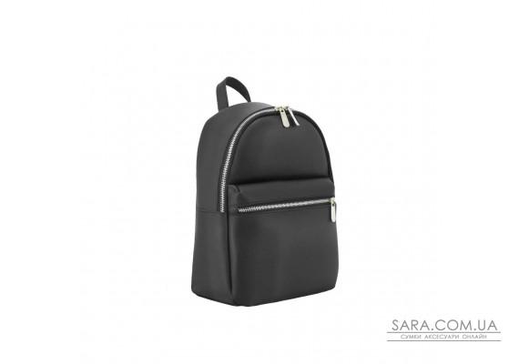 691 рюкзак черный Lucherino
