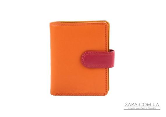 Гаманець жіночий Visconti RB40 Bali c RFID (Orange Multi)