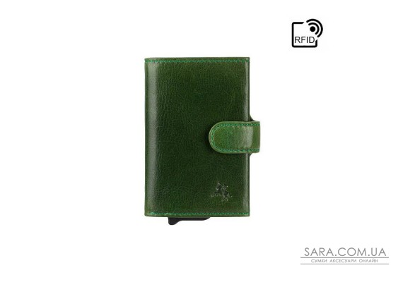 Гаманець-Картхолдер Visconti VSL59 Fireblade (Green)