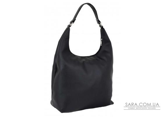 694 сумка чорна Lucherino