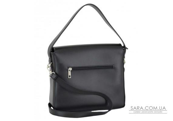 695 сумка черная Lucherino