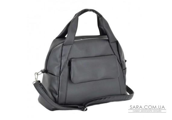 688 сумка чорна г Lucherino