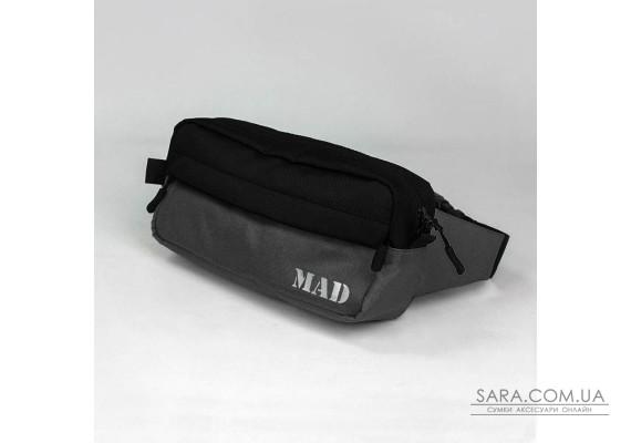 Чоловіча сумка на пояс Qube MAD