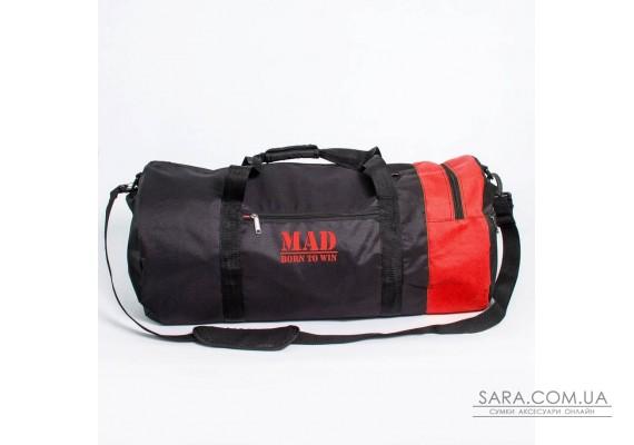 Велика спортивна сумка тубус XXL 50L MAD