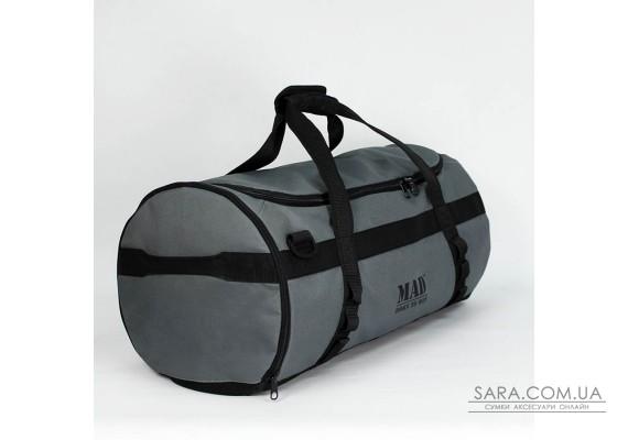 Спортивна сумка з кишенею для взуття M-37 MAD