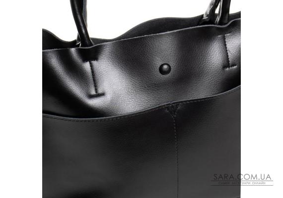 Сумка Жіноча Класична шкіра ALEX RAI 03-09 13-9505 black