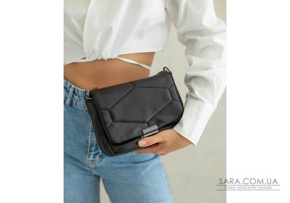 Женская сумка «Санди» черная WeLassie