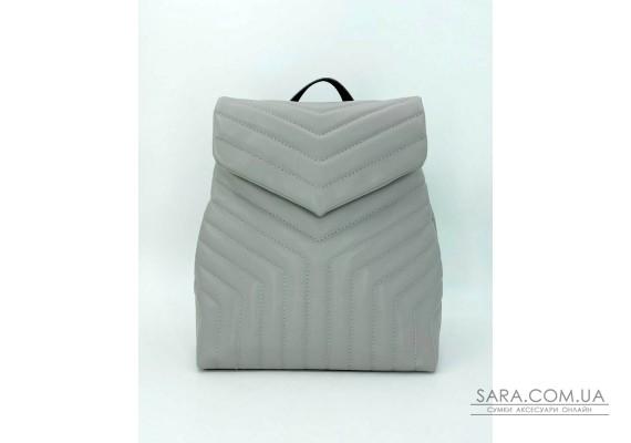 Сумка-рюкзак «Луки» сірий WeLassie