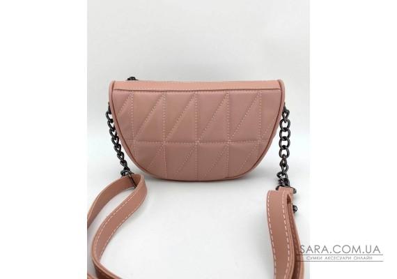 Женская сумка «Лайзи» пудра WeLassie