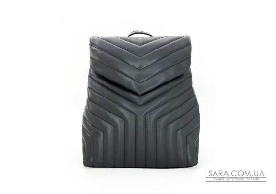 Сумка-рюкзак «Луки» чорний WeLassie