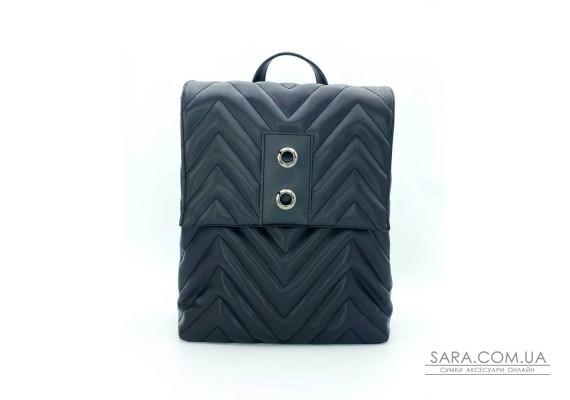 Сумка-рюкзак «Харпер» чорний WeLassie