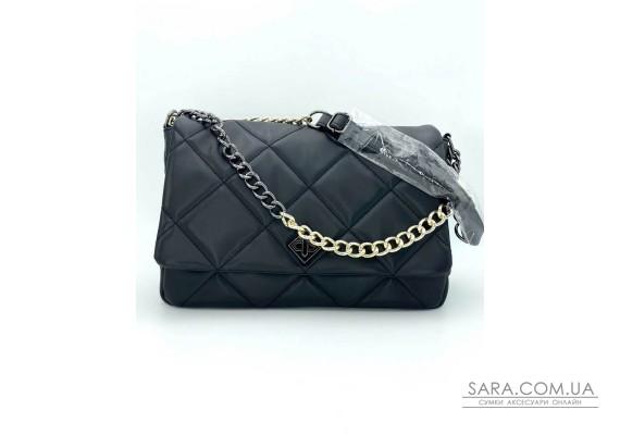 Женская сумка «Дженис» черная WeLassie