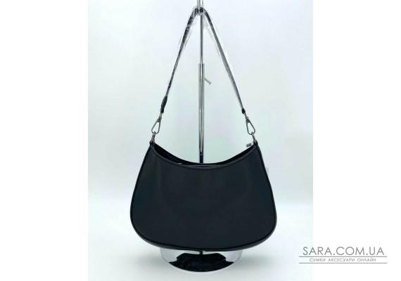 Женская сумка «Флэр» черная WeLassie