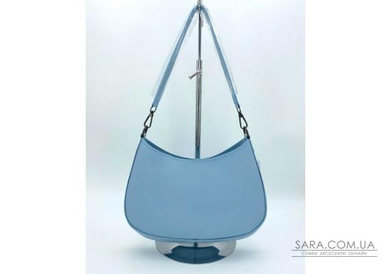 Женская сумка «Флэр» голубая WeLassie