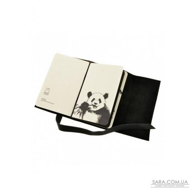 "Купити Софт-бук ""Панда: чорно-білі замальовки"" BlankNote. Україна"
