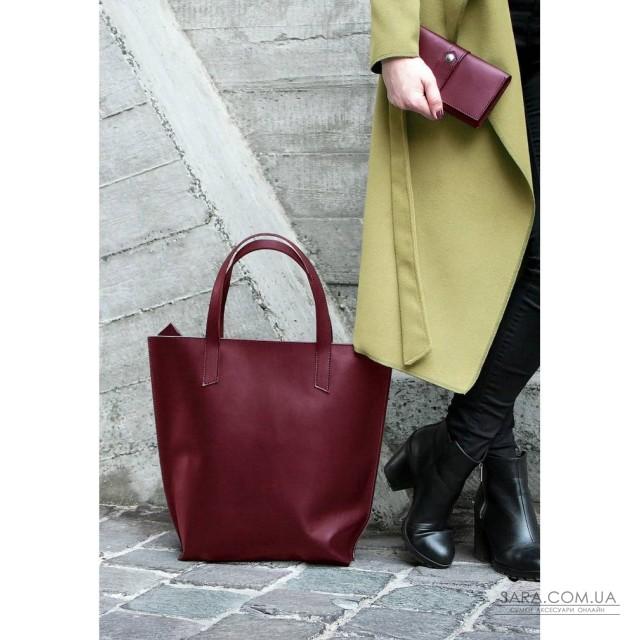 Купити сумку шоппер D. D. виноград BlankNote. Україна