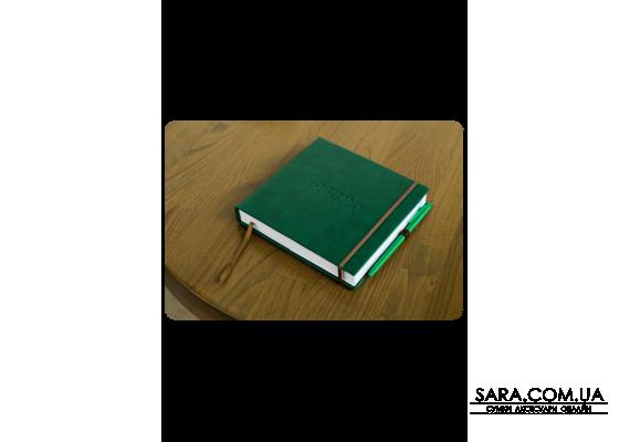 """Коучинг-бук живой жизни в индивидуальной обложке от Аллы Заднепровской """"Осознанность"""" BlankNote"""