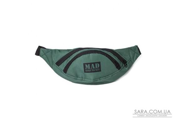 Поясна сумка Lite Life (зелений) MAD