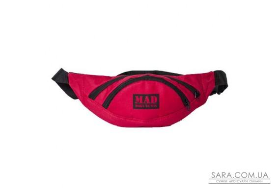 Поясна сумка Lite Life (червоний) MAD
