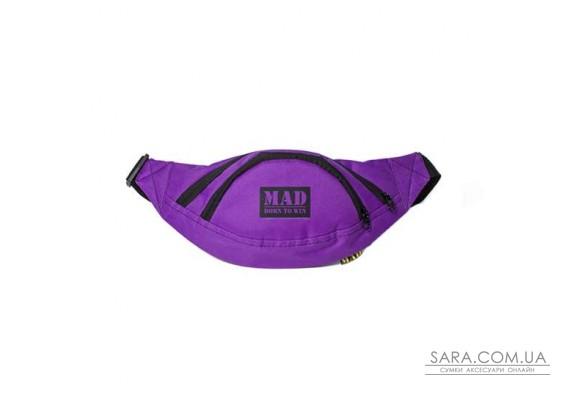 Поясна сумка Lite Life (фіолет.) MAD