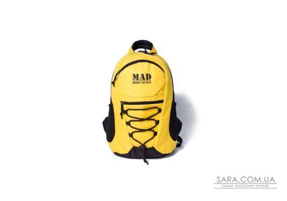 Рюкзак Active Kids (жовтий) MAD