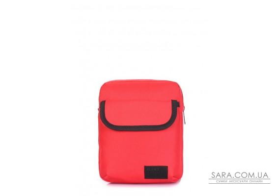 Чоловіча сумка на плече POOLPARTY (pool-extreme-oxford-red)