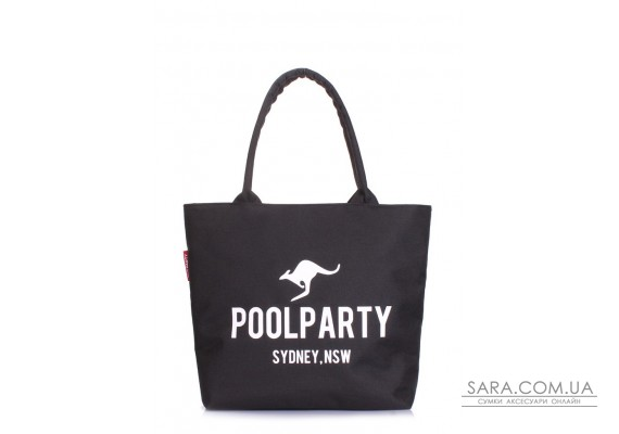 Сумка POOLPARTY (pool-pool-9-oxford-black)