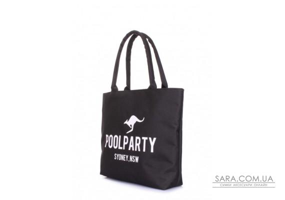 Сумка POOLPARTY (pool-pool-9-oxford-black)