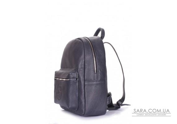 Рюкзак жіночий шкіряний POOLPARTY Xs (pool-xs-bckpck-leather-blue)