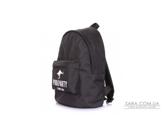 Рюкзак молодіжний POOLPARTY (pool-backpack-oxford-black)