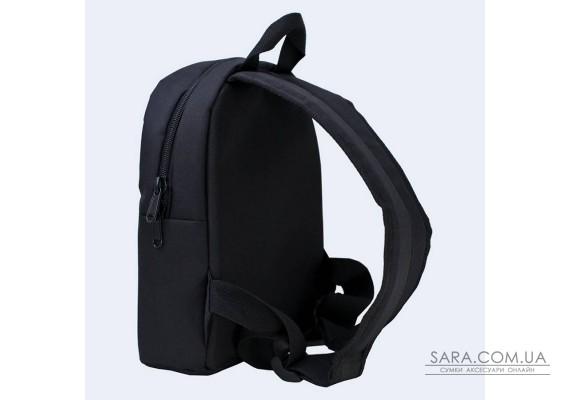 Дитячий чорний рюкзак з бетменом TwinsStore