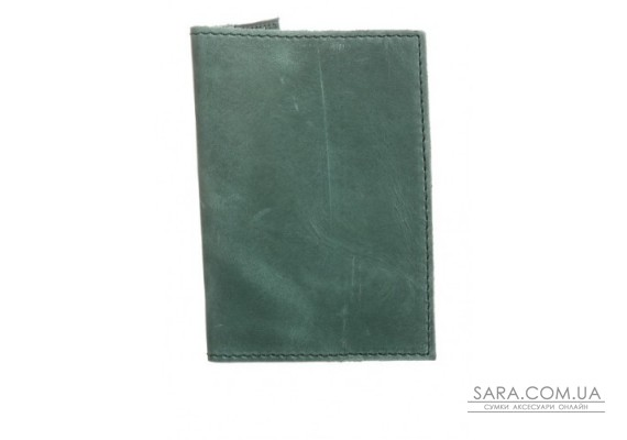 Обкладинка на паспорт Смарагдовий Dekey