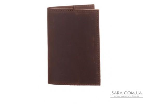 Обкладинка на паспорт Горіх Dekey