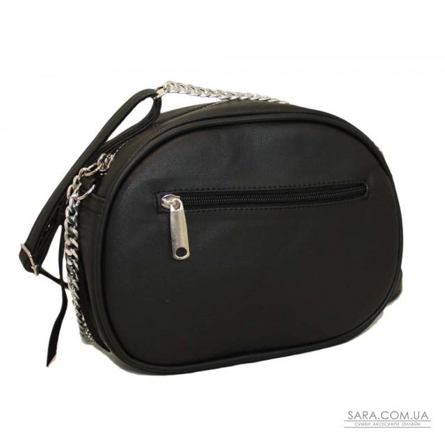 Купити 527 сумка замш чорний Lucherino дешево. Україна